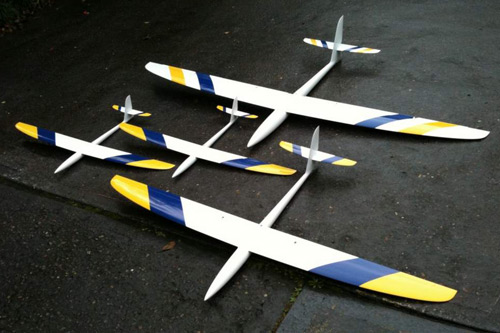Manor Models – Dynamic Soaring (DS) gliders that push the speed records!